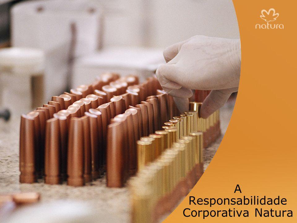 A Responsabilidade Corporativa Natura