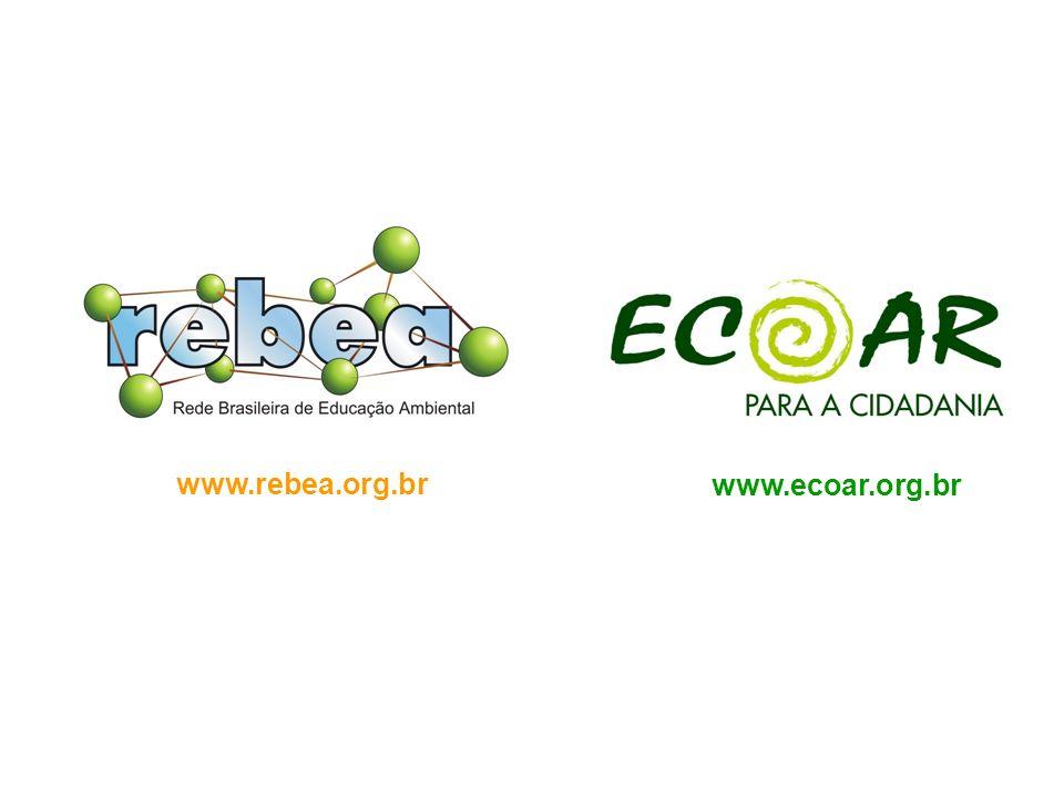 www.rebea.org.br www.ecoar.org.br