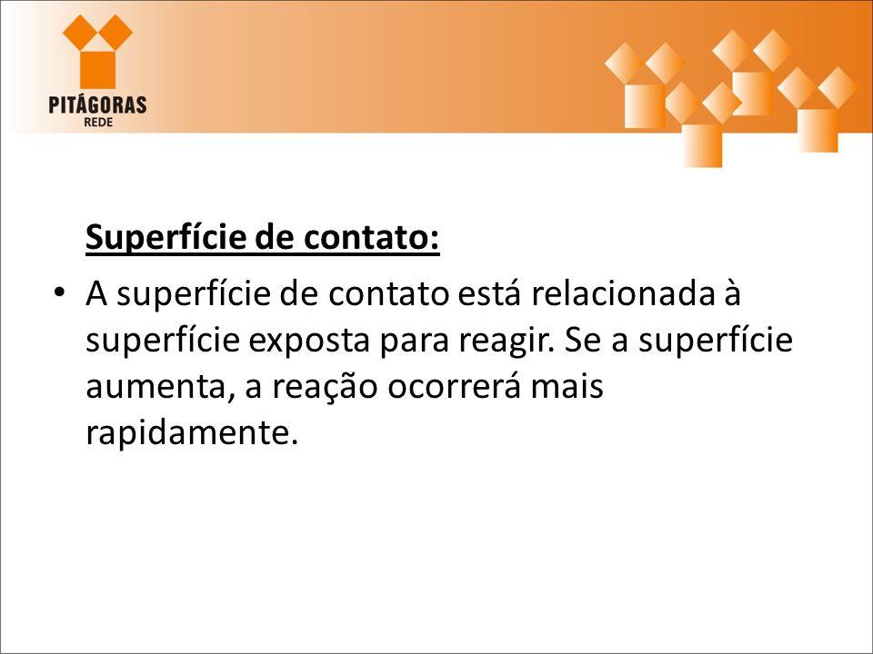 Superfície de contato: