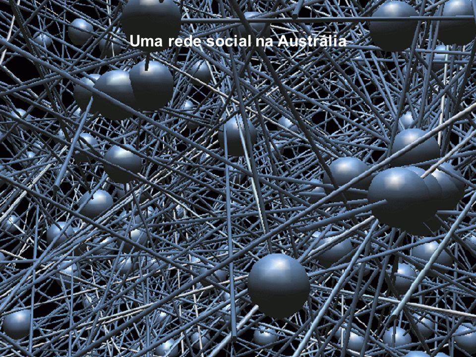 Uma rede social na Austrália