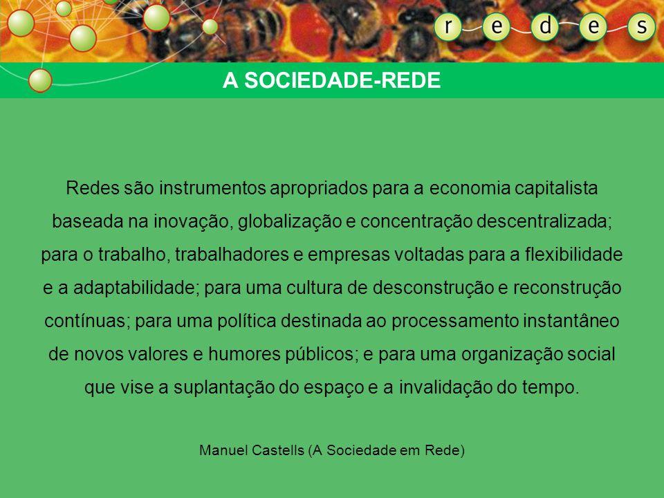 Manuel Castells (A Sociedade em Rede)