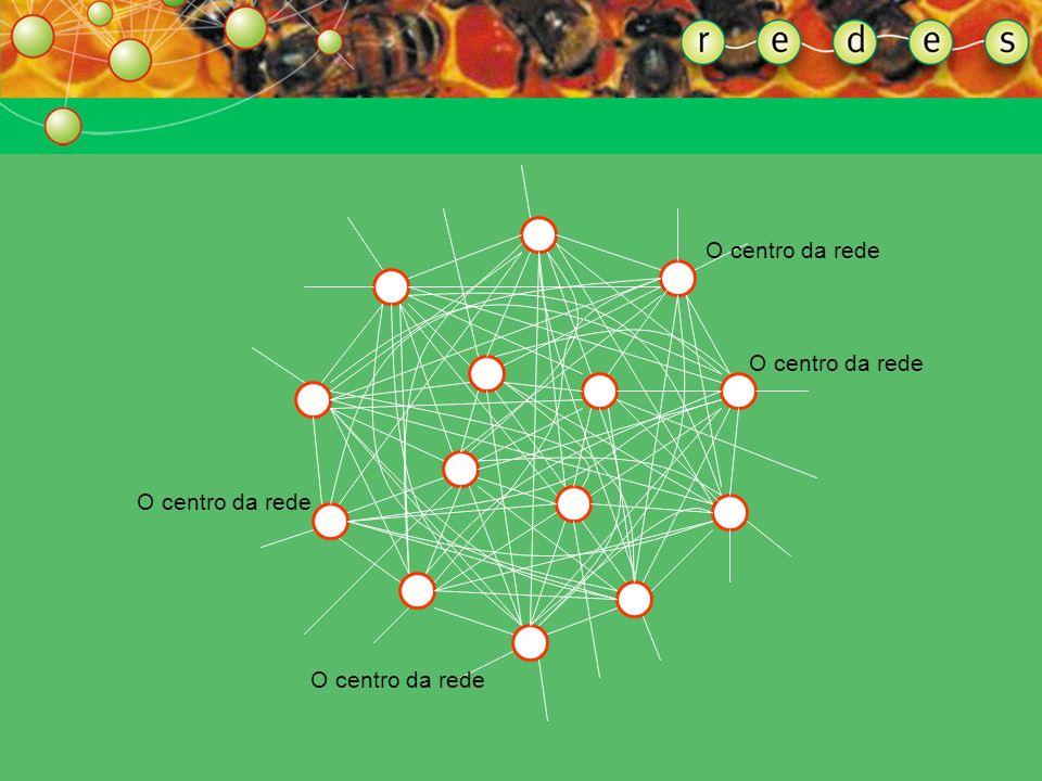 O centro da rede O centro da rede O centro da rede O centro da rede