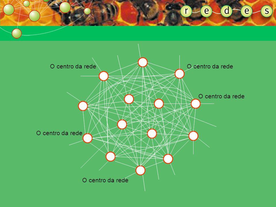 O centro da rede O centro da rede O centro da rede O centro da rede O centro da rede