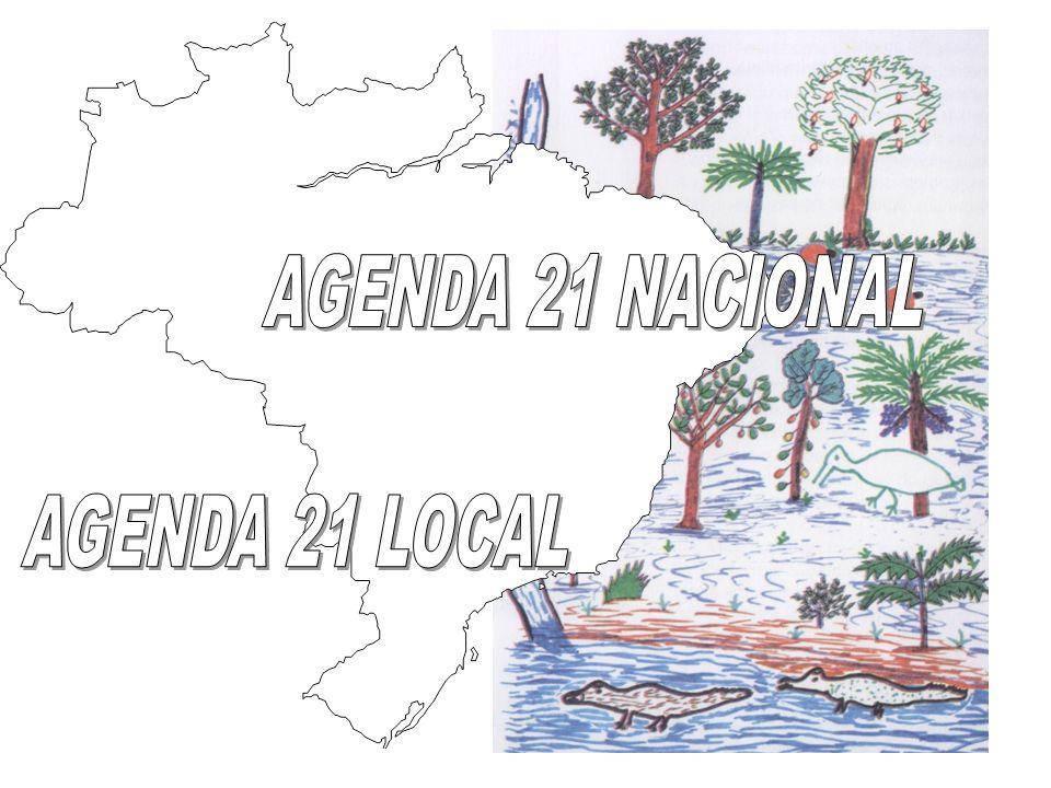AGENDA 21 NACIONAL AGENDA 21 LOCAL