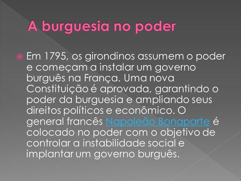 A burguesia no poder