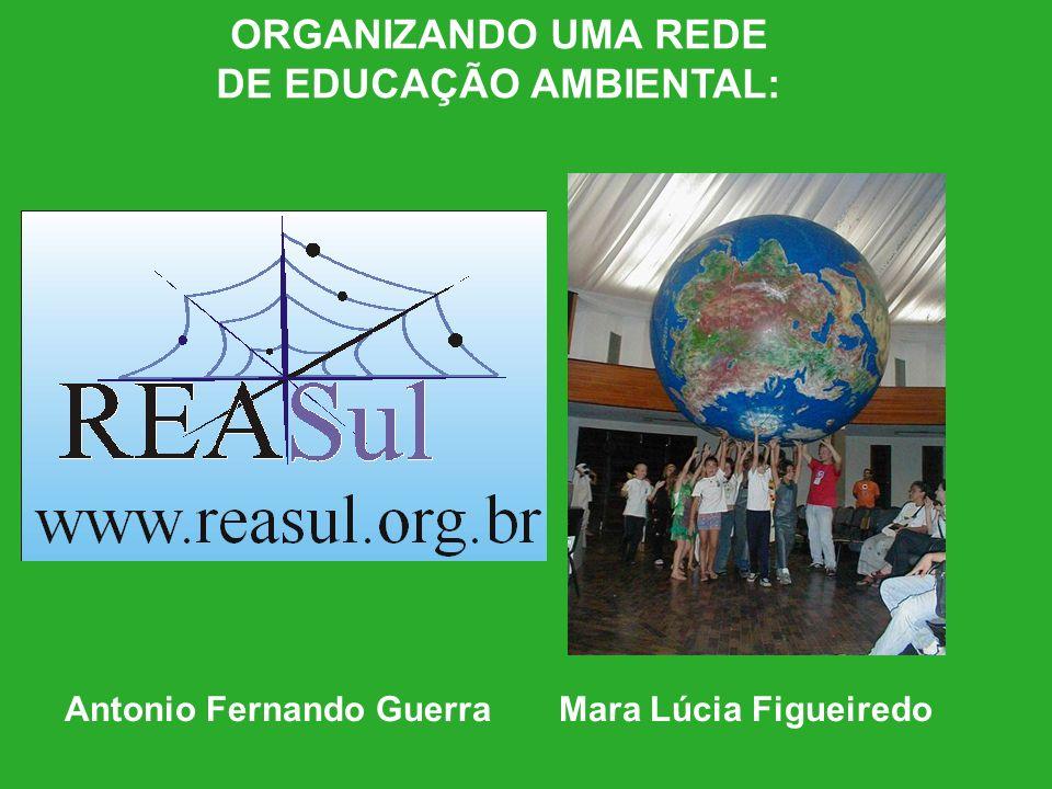 DE EDUCAÇÃO AMBIENTAL: