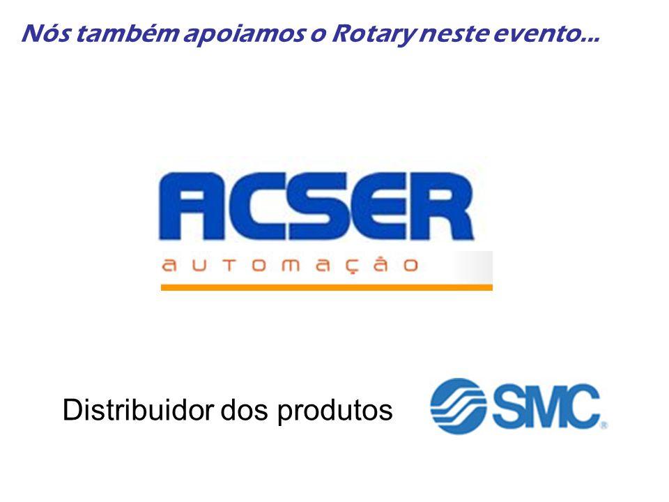 Distribuidor dos produtos