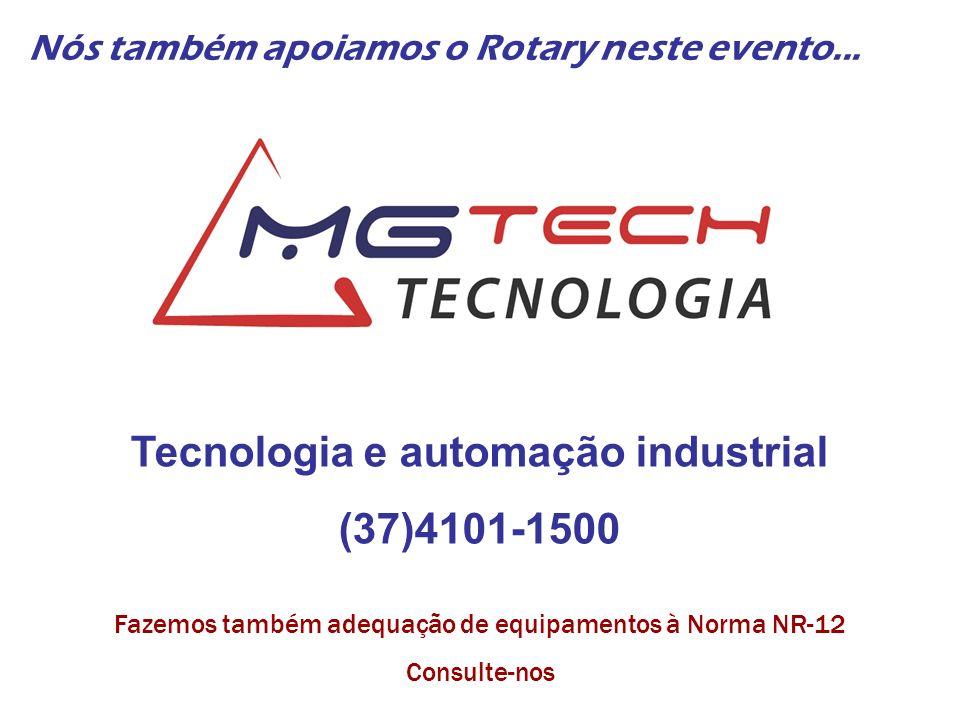 Tecnologia e automação industrial