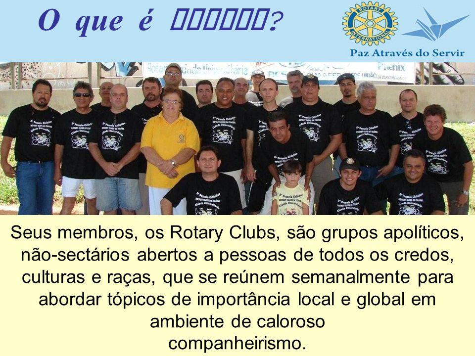O que é Rotary