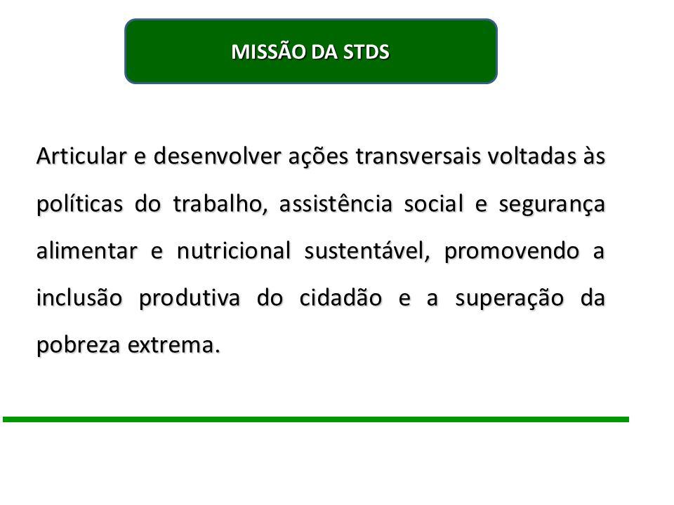 MISSÃO DA STDS