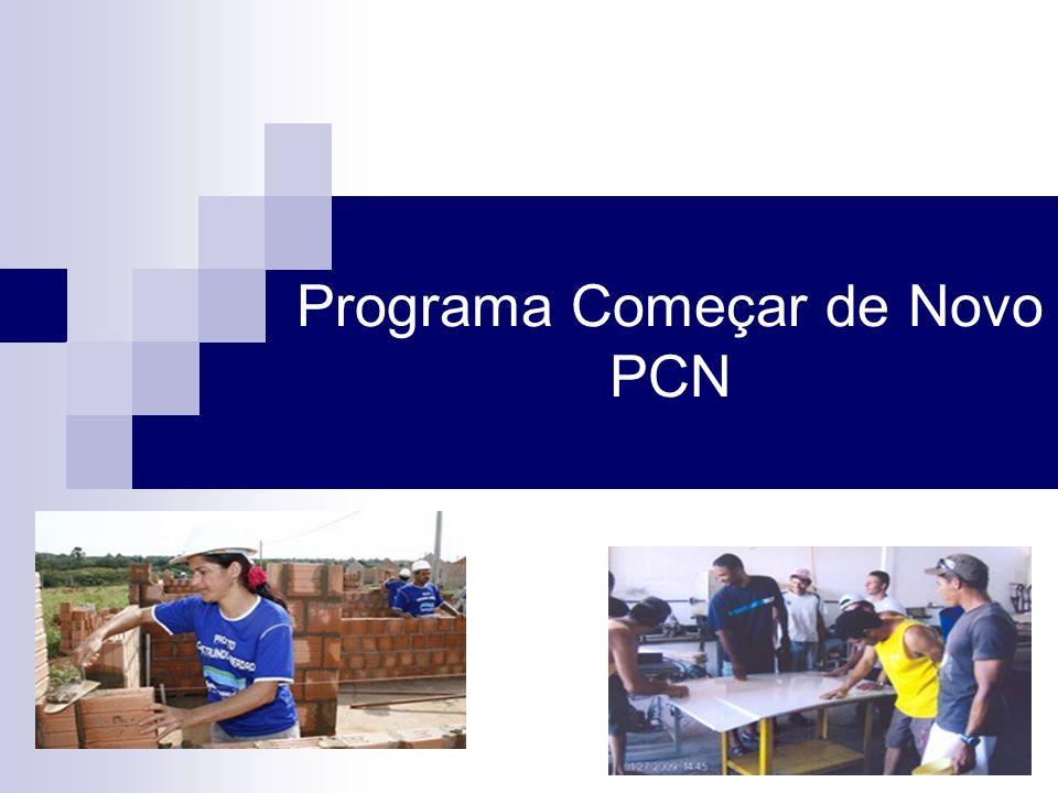 Programa Começar de Novo PCN