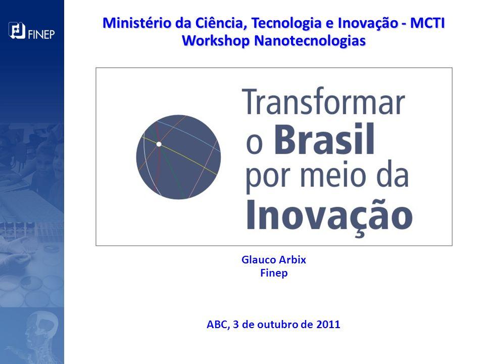 Ministério da Ciência, Tecnologia e Inovação - MCTI