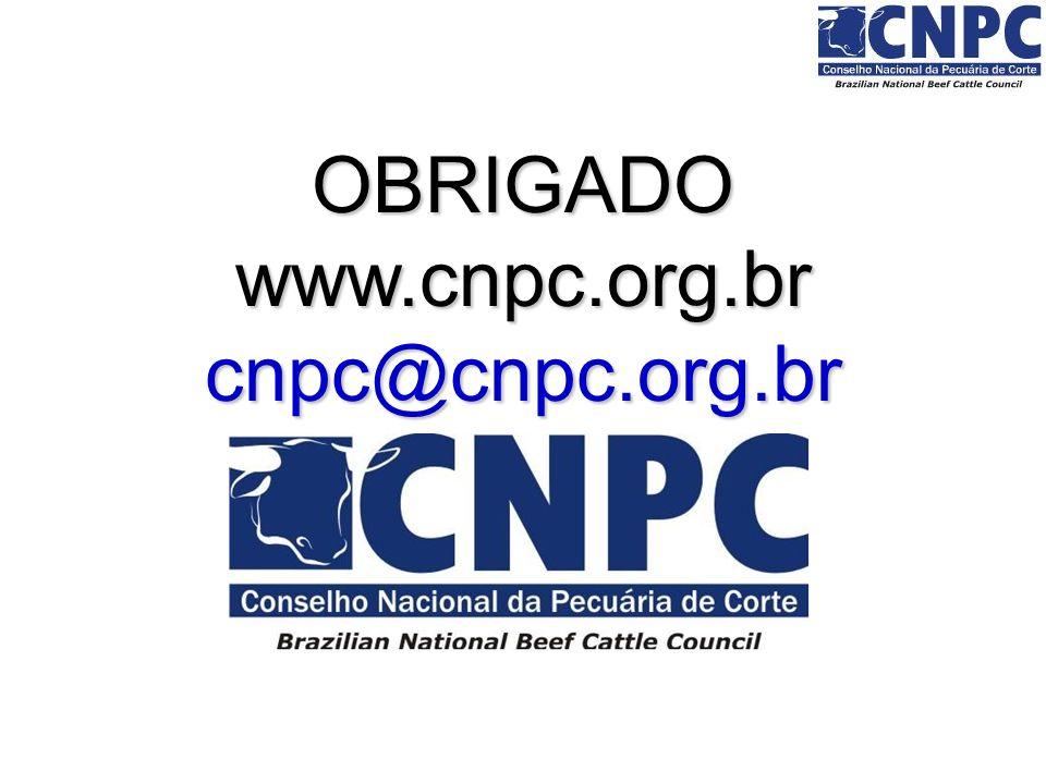 OBRIGADO www.cnpc.org.br cnpc@cnpc.org.br