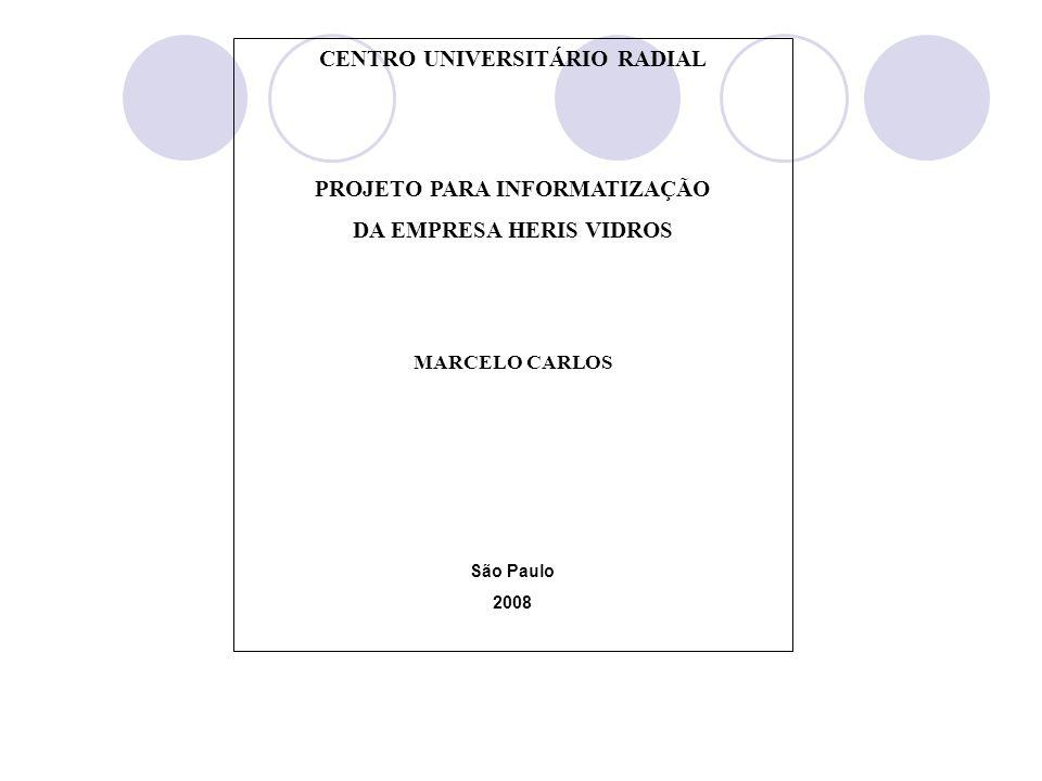 CENTRO UNIVERSITÁRIO RADIAL