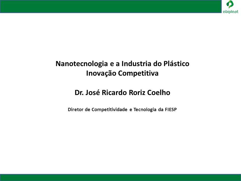 Nanotecnologia e a Industria do Plástico Inovação Competitiva Dr