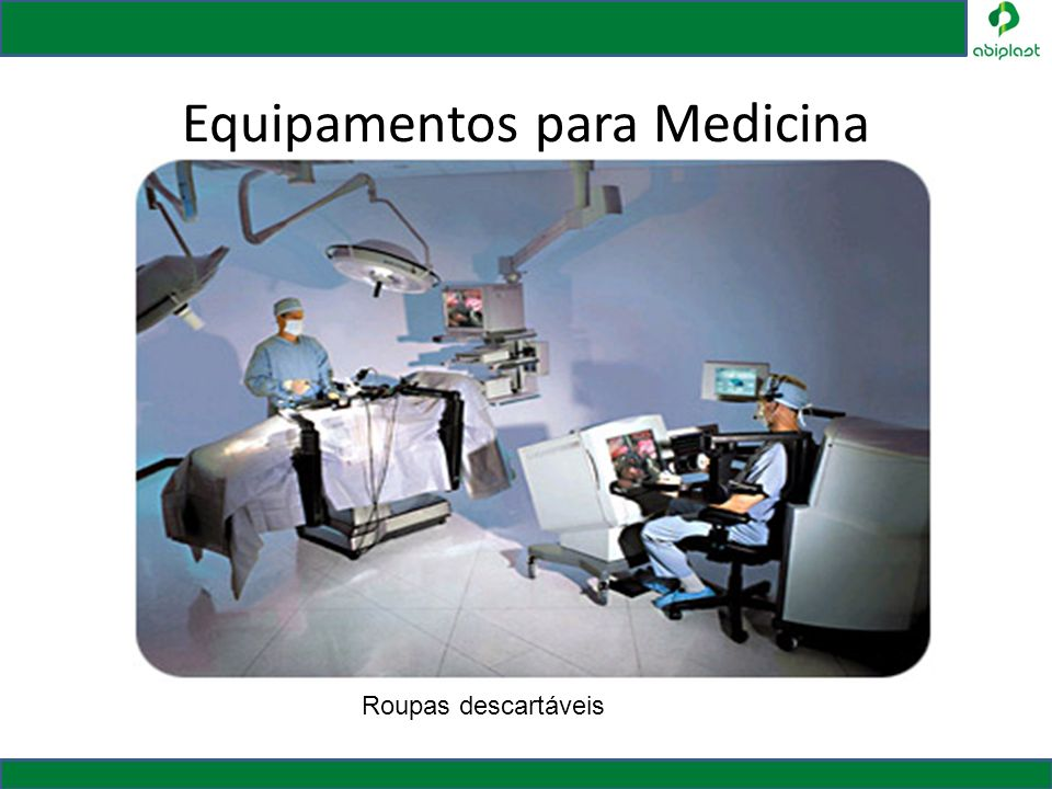 Equipamentos para Medicina