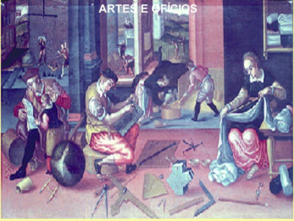 ARTES E OFÍCIOS