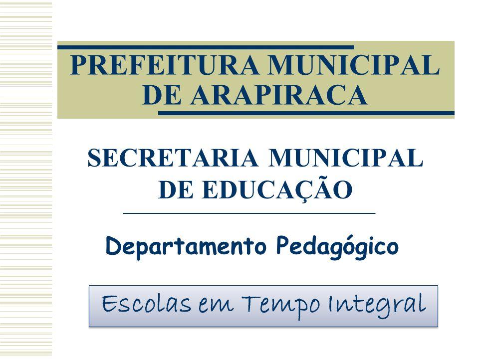 PREFEITURA MUNICIPAL DE ARAPIRACA