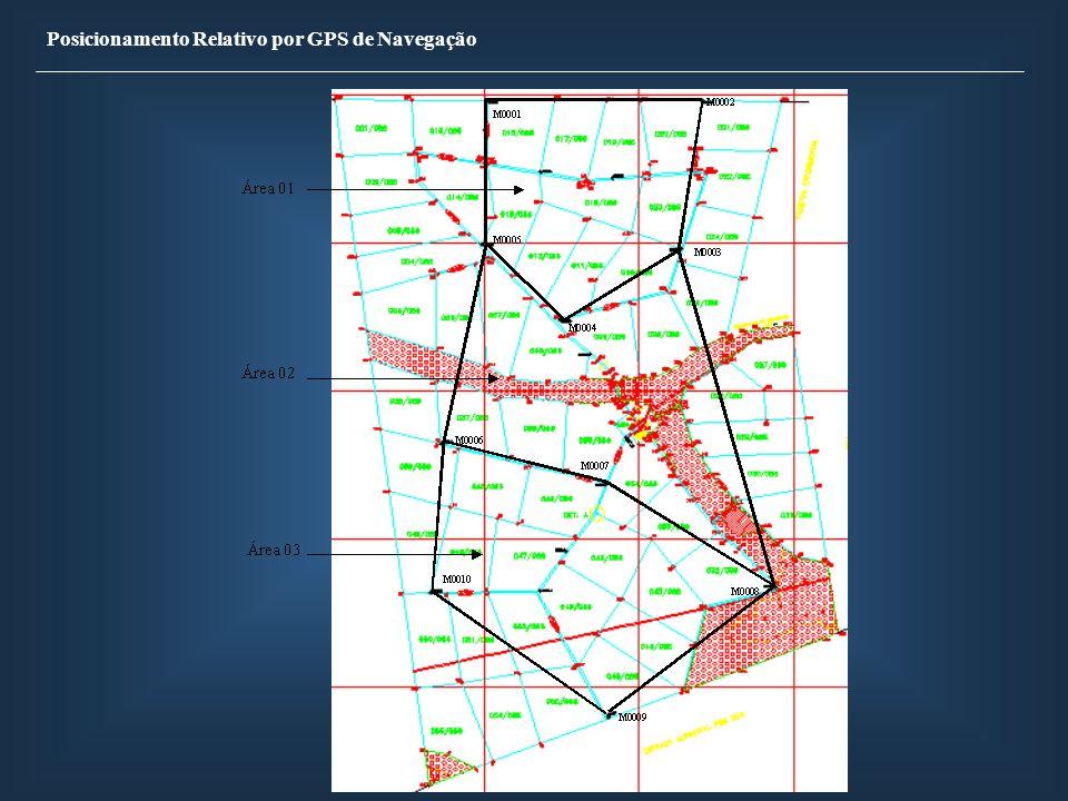 Posicionamento Relativo por GPS de Navegação