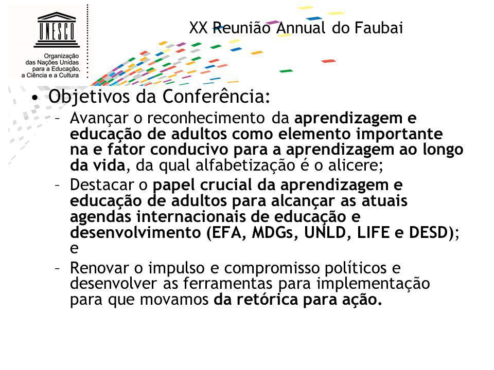 XX Reunião Annual do Faubai