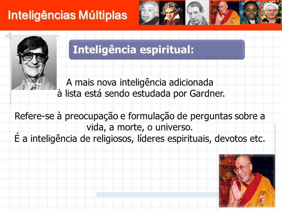 A mais nova inteligência adicionada