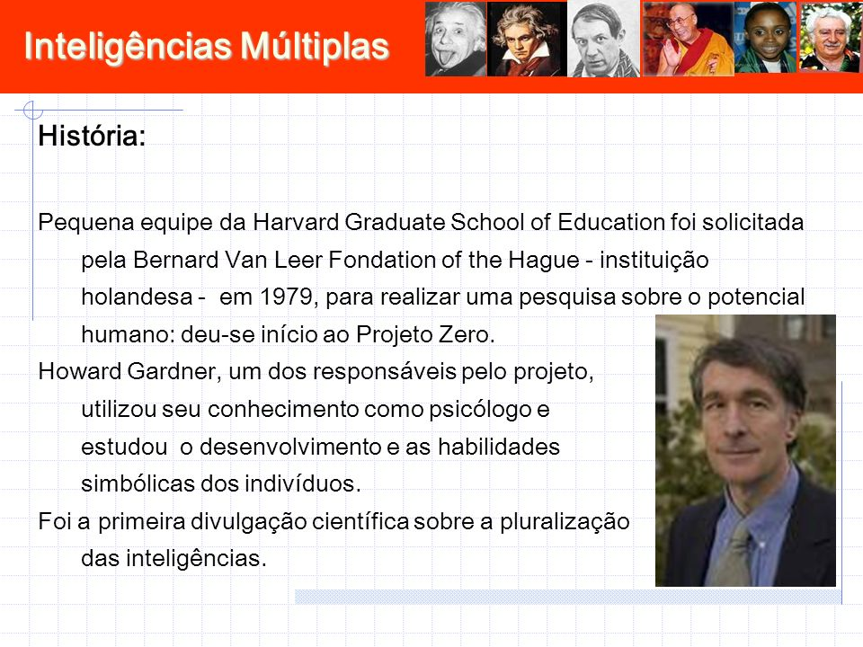 História: