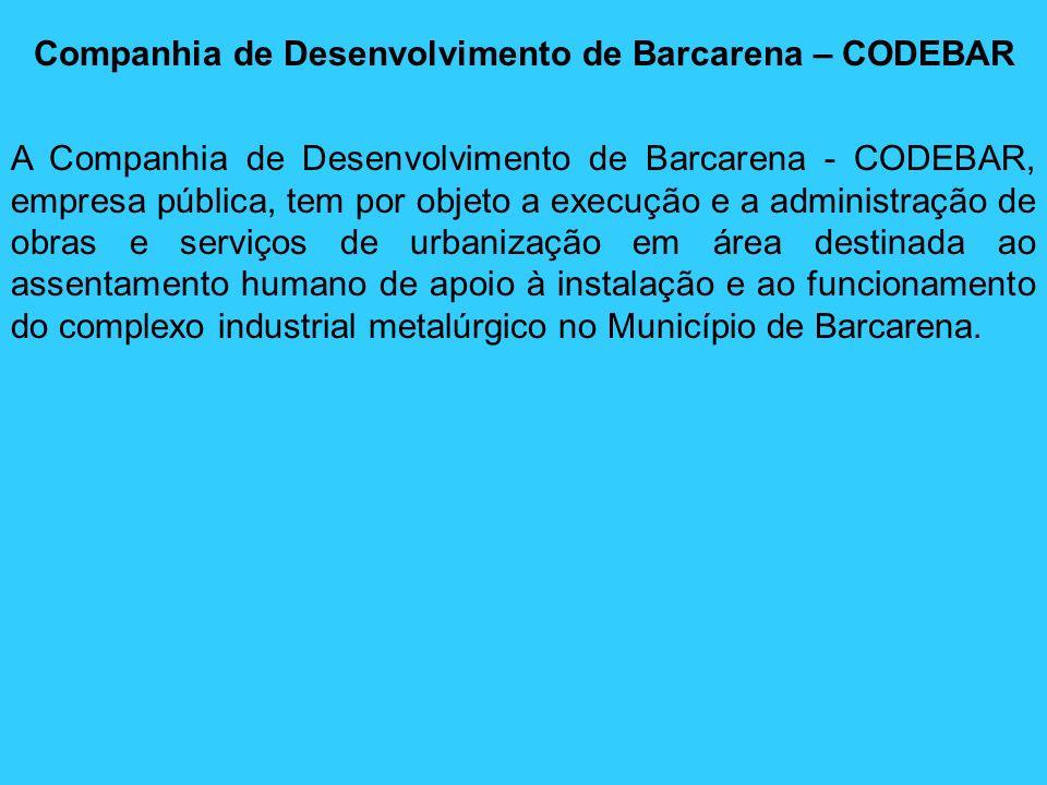 Companhia de Desenvolvimento de Barcarena – CODEBAR