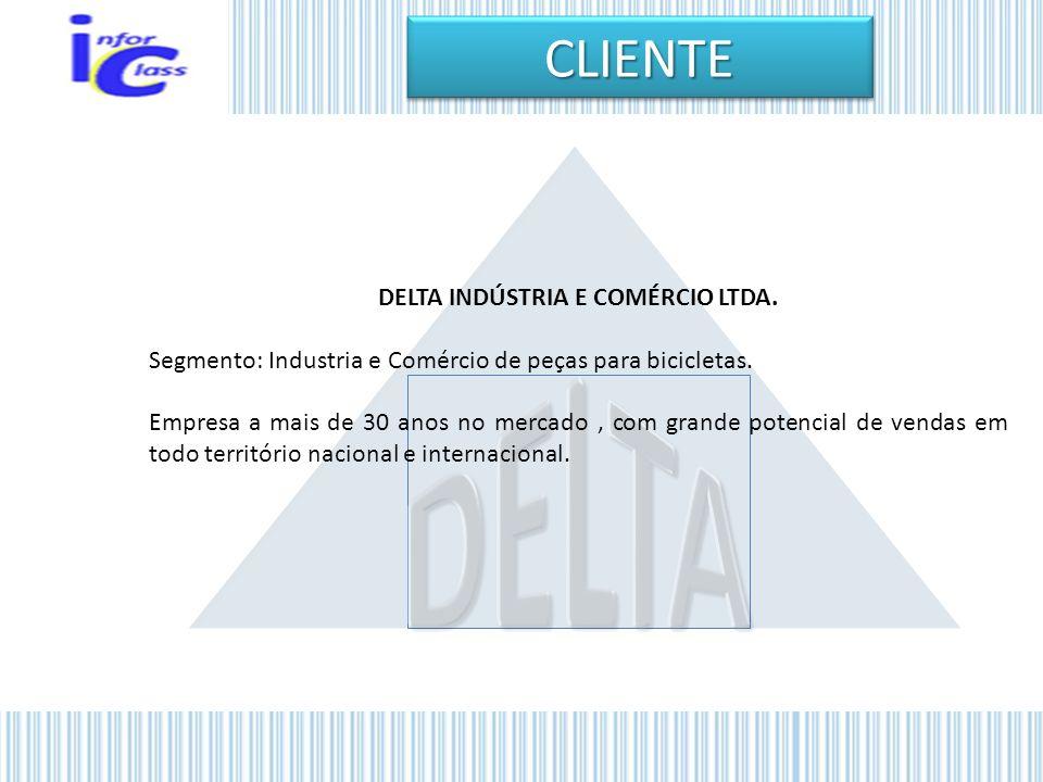 DELTA INDÚSTRIA E COMÉRCIO LTDA.