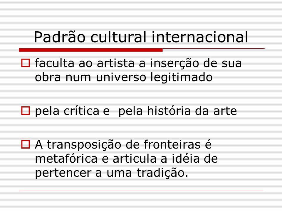 Padrão cultural internacional