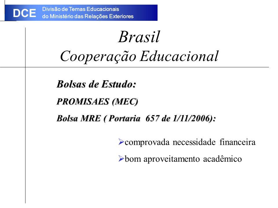 Brasil Cooperação Educacional