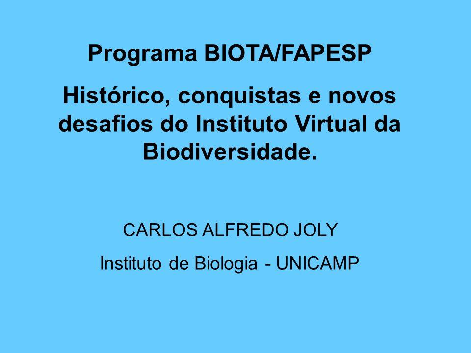 Programa BIOTA/FAPESP