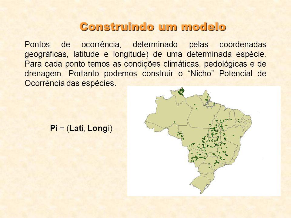 Construindo um modelo