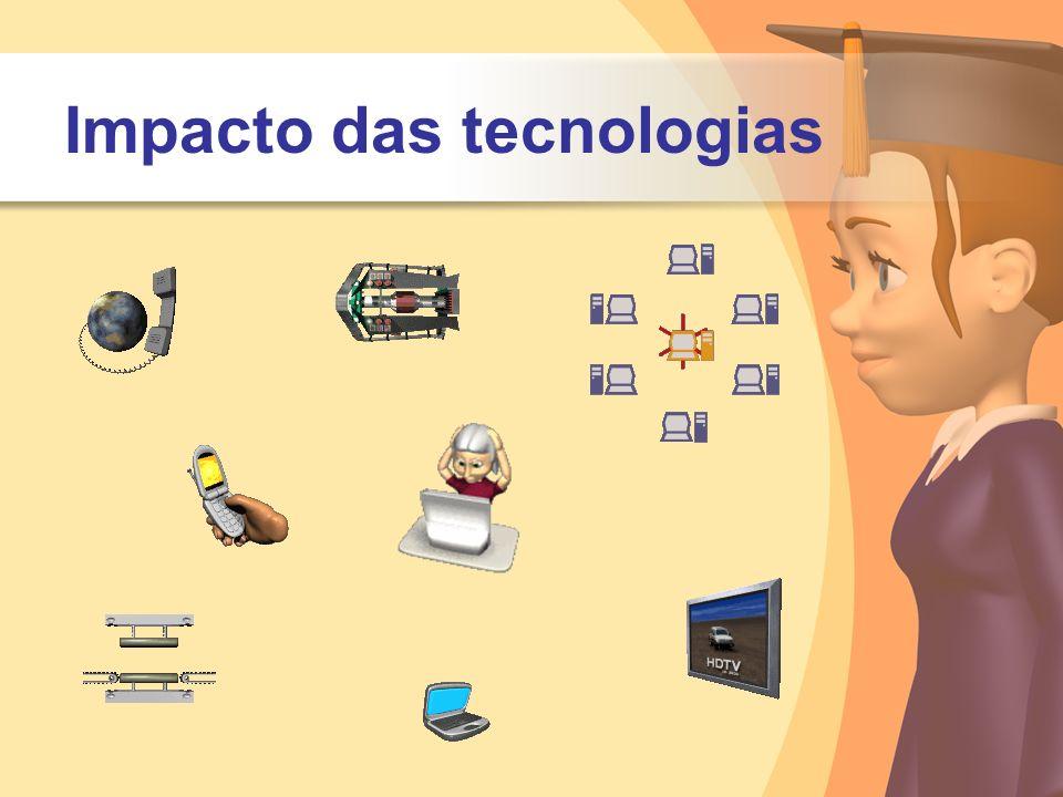 Impacto das tecnologias