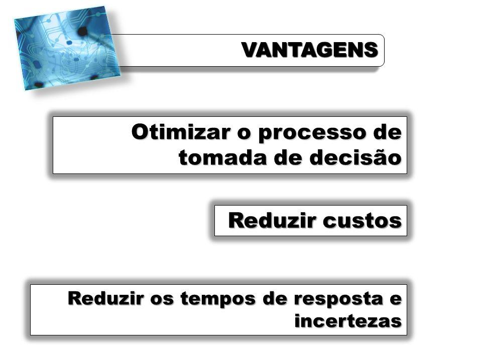 Otimizar o processo de tomada de decisão