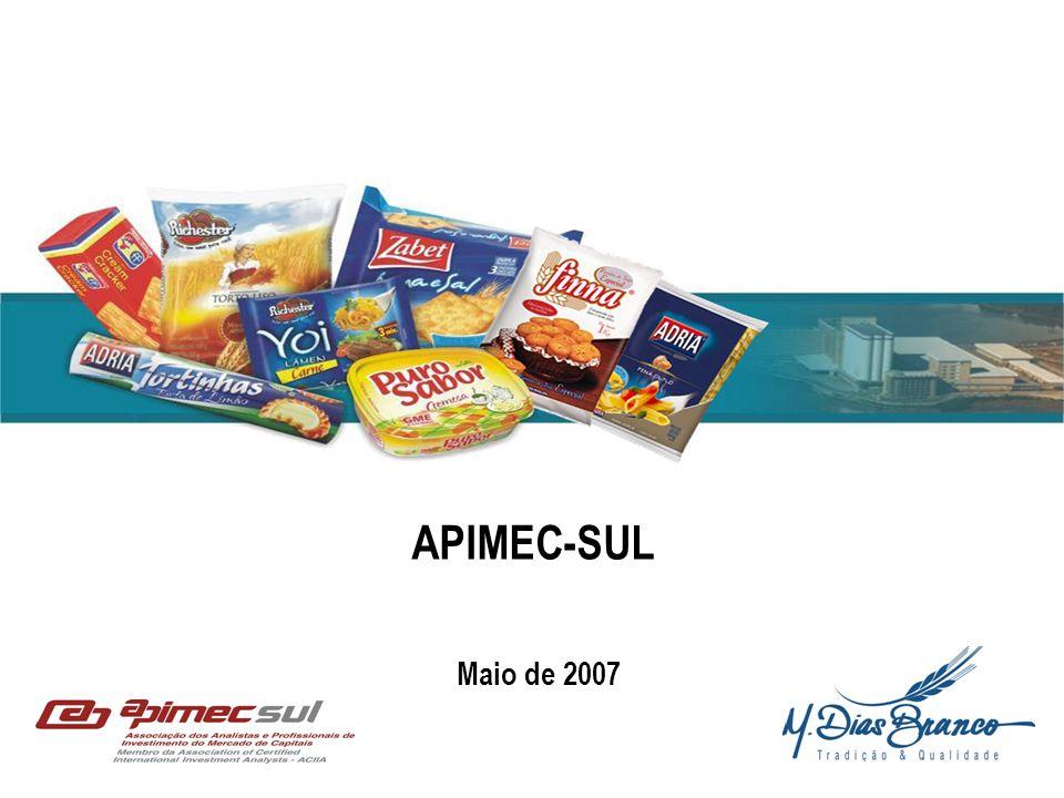 APIMEC-SUL Maio de 2007