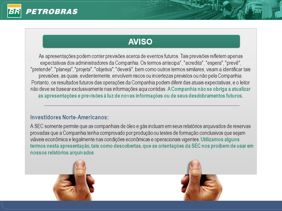 PRODUÇÃO TOTAL DE ÓLEO, LGN E GÁS NATURAL