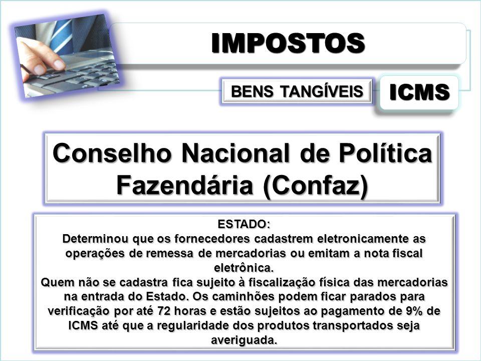 Conselho Nacional de Política Fazendária (Confaz)