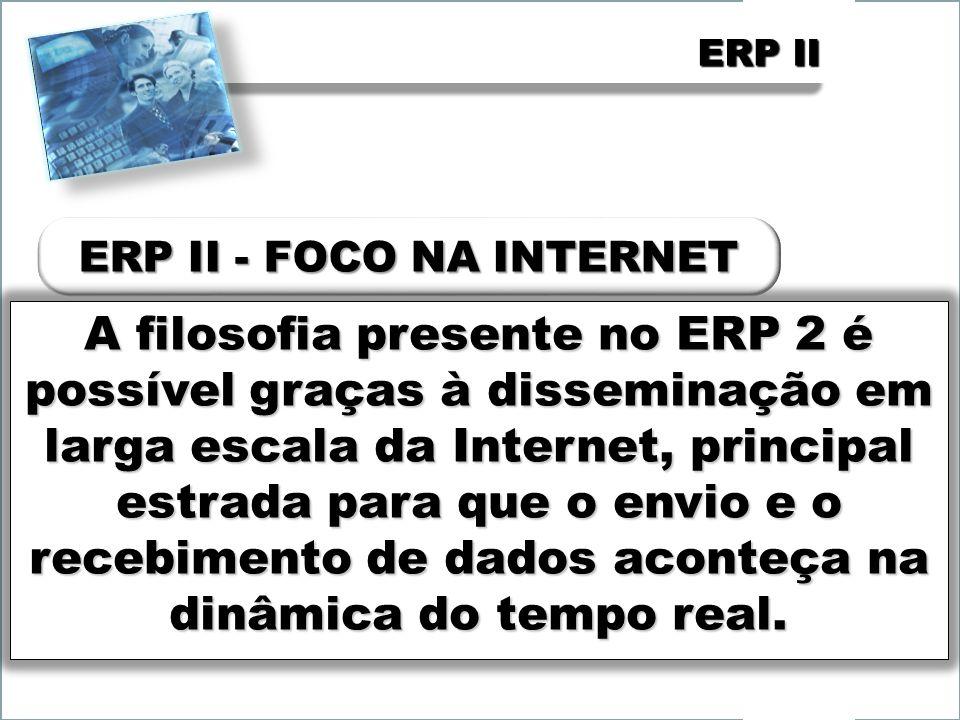 ERP II - FOCO NA INTERNET