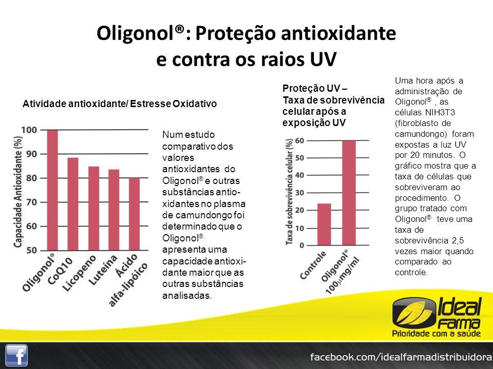 Oligonol®: Proteção antioxidante e contra os raios UV
