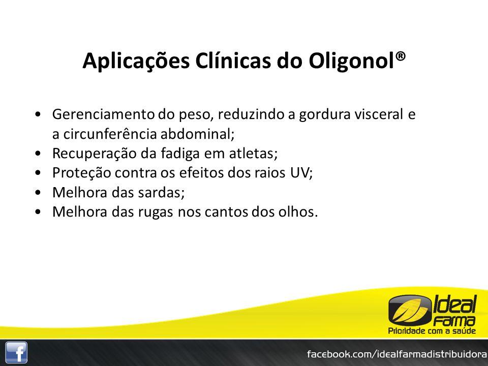 Aplicações Clínicas do Oligonol®