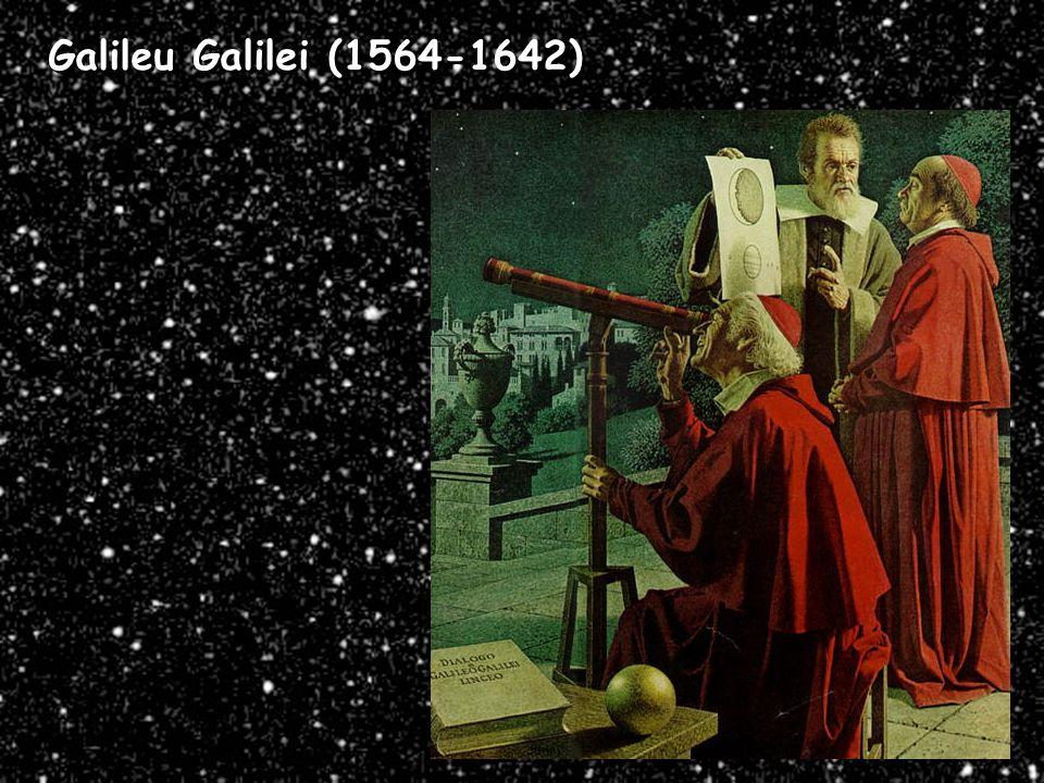 Galileu Galilei (1564-1642) Galileu