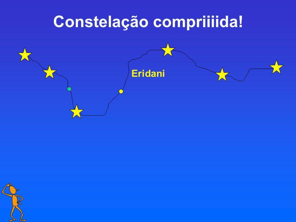 Constelação compriiiida!