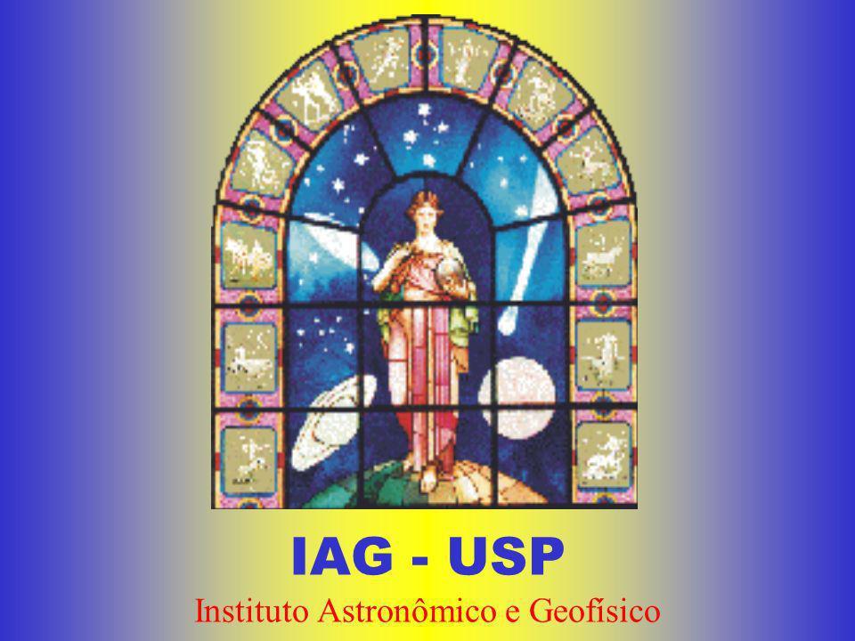 IAG - USP Instituto Astronômico e Geofísico