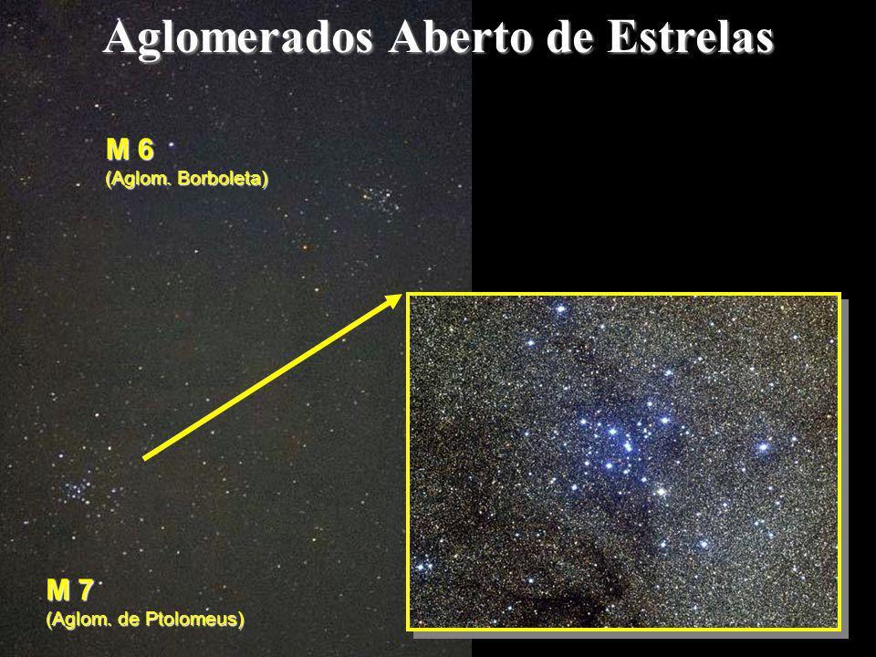 Aglomerados Aberto de Estrelas