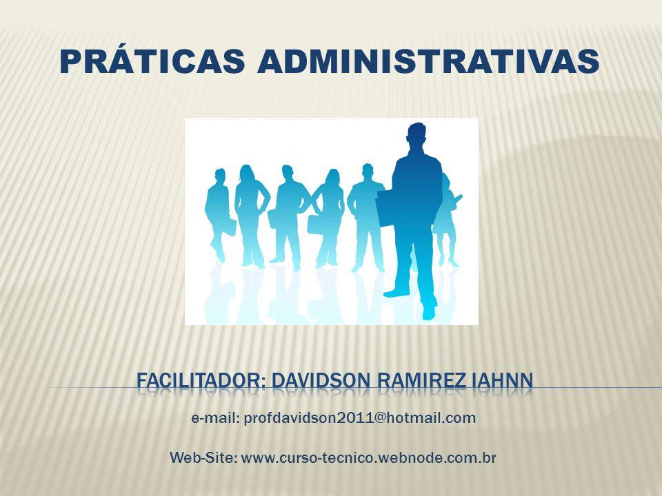 Facilitador: Davidson Ramirez Iahnn