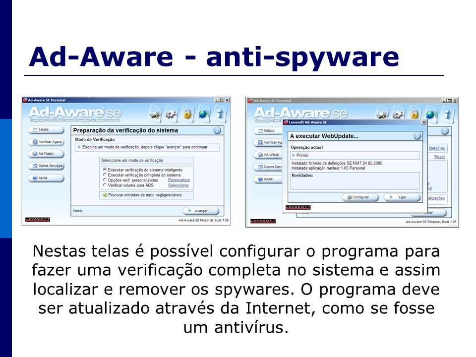 Ad-Aware - anti-spyware