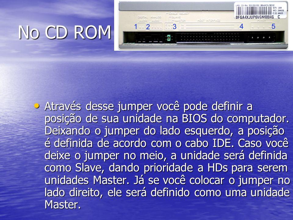 No CD ROM