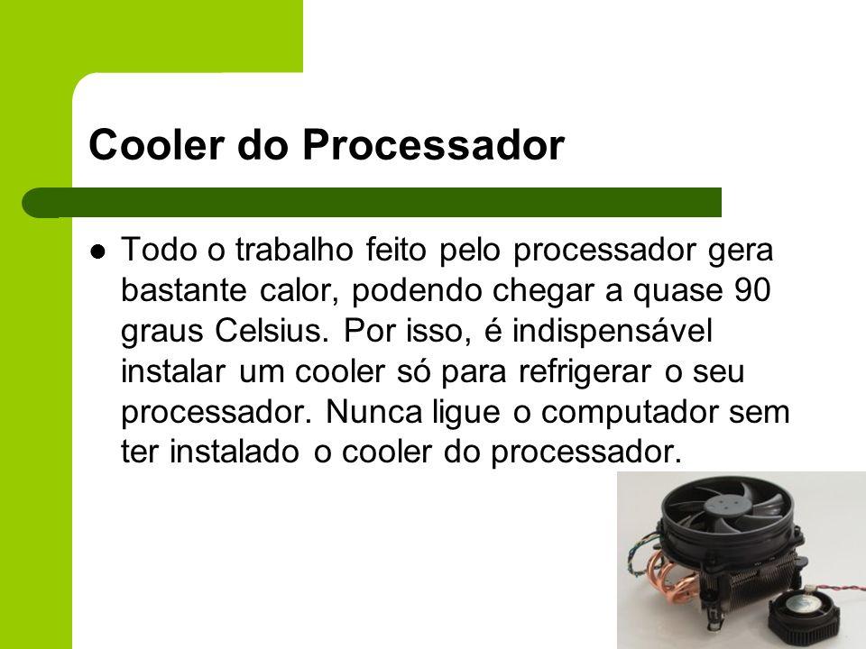 Cooler do Processador