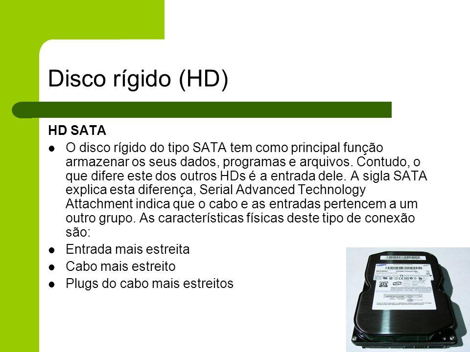 Disco rígido (HD) HD SATA