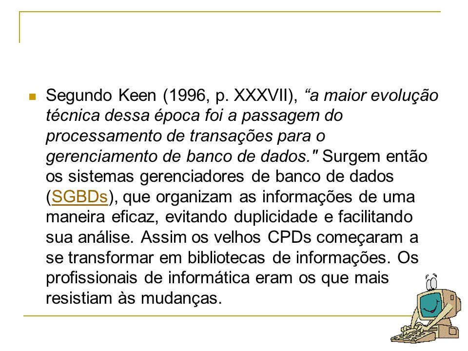 Segundo Keen (1996, p.